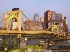 Roberto Clemente Bridge ( Sixth Street Bridge)