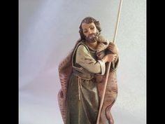 2º COMO PINTAR UN SAN JOSE PARA EL PESEBRE CON FINAL BUENO - HOW TO PAINT A ST. JOSEPH TO THE MANGER - YouTube