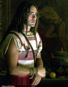 Jared Leto in Alexander - 2004 Alexander 2004, Alexander The Great, Shannon Leto, Most Beautiful Man, Gorgeous Men, Jared Leto Movies, Jered Leto, Just Jared, Sexy Men