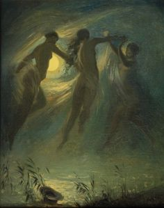 The Drowned - Josef Manes