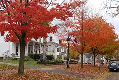 New Milford, Connecticut, USA.
