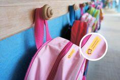 """Pack """"¨basic"""" de 162 étiquettes personnalisées   StickerKid France"""