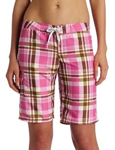 Kanu Surf Juniors Sea Breeze Swim Shorts. Cute, modest, and no one has to look at my pasty white legs...lol.