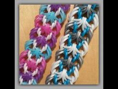 """Spanish Lacework"" Hook Only Bracelet/How To Tutorial - YouTube"