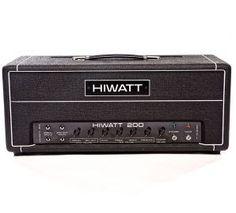 Hiwatt 200w Bass Head