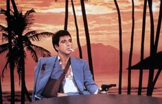 Al Pacino as Tony Montana, Scarface (1983)