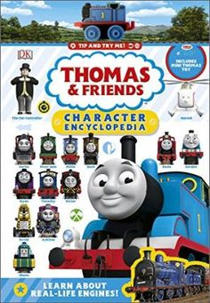 Thomas & Friends Character Encyclopedia : DK : 9780241310106 Thomas Toys, The Great Race, Character Design Cartoon, Thomas The Tank, Penguin Random House, Thomas And Friends, Illustrations, Find Picture, Drawing