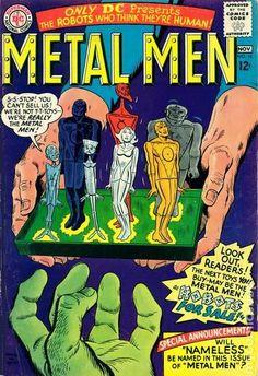 Metal Men (1963 1st Series) 16