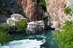 Vrelo Bune, Bosna i Hercegovina