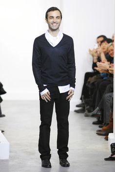 Nicolas Ghesquiere, creative director - Balenciaga Fall 2006