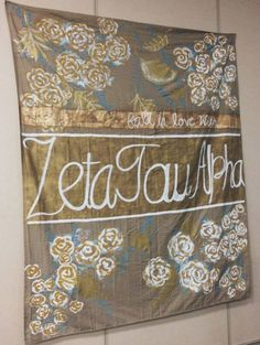 """zeta tau alpha"" | sorority sugar"
