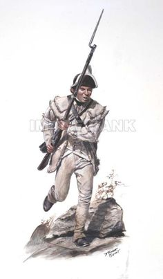 Private, 2nd Virginia Regiment