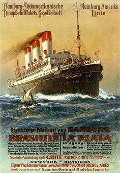 Barcos y emigracion