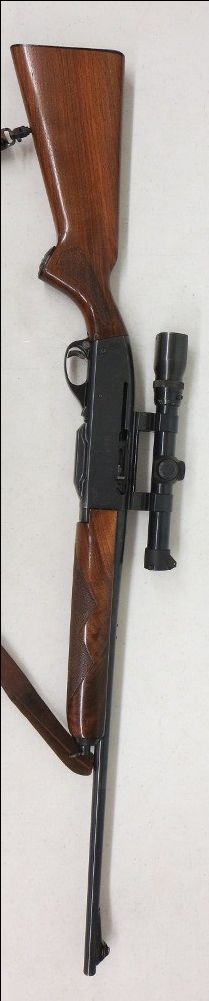 Remington Model 742 Rifle