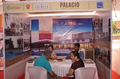 The exhibition promises to be the ideal place for those who intend to buy homes in Panjim, Margao, Ponda, Vasco, OldGoa, Siolim, North Goa, South Goa, Pune, and many more. Day 1 of GoaTimeline Panaji Property Fair 2016 (18th Edition). Visitors visiting exhibitor's stalls  #ParkingFree #HousingLoanSpotSanction #OnSpotVastuConsultancy #SurpriseGifts #PanajiPropertyFair2016 #VisitorsEntry #Goatimeline #Property #Events #Goa  #land #Realestate #2BHK #3BHK #Villas #Accommodation #Apartments…