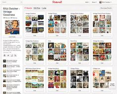 Using Pinterest In Your Online Vintage Business
