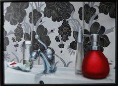 Acrylic on canvas size 50/70 cm