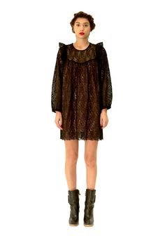 Freija dress. Shop: http://shop.ivanahelsinki.com/collections/moomin-by-ivana-helsinki/products/freija