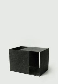 © Sergio Camargo. Cubo Aberto, 1958-59. Minimalism