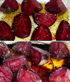 Fűszeres sült cékla Clean Eating Recipes, Raw Food Recipes, Cooking Recipes, Healthy Recipes, Healthy Cooking, Healthy Snacks, Healthy Eating, Quiche Muffins, Vegetable Chips