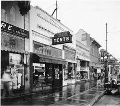 Tejon Street