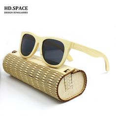 HD.space fashion polarized wooden Sunglasses men and women sun glasses for men Handmade natural wood Sunglasses men suits ** AliExpress Affiliate's buyable pin. Locate the offer on www.aliexpress.com simply by clicking the VISIT button