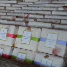 It's Monday, and that can mean only one thing: It's Merchant Monday at The Days of Gifts. This week, we're featuring the @napasoapcompany, a St. Helena, Calif.-based business that creates aromatic soaps using the most abundant resource in the Napa Valley: wine. Read all about it! http://thedaysofgifts.com/the-wrap/2016-02-21/merchant-monday-napa-soap-company-maker-of-wine-based-aromatic-soaps/