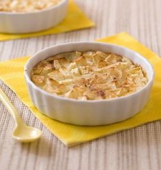Clafoutis aux pommes sans lactose sans gluten - Ôdélices : Recettes de cuisine faciles et originales !