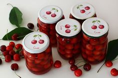 Compot de cireșe pentru iarnă | Retete ca la mama Cherry, Sweets, Gem, Vegetables, Childhood, Food, Canning, Recipies, Infancy
