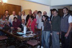 Comité Departamental Uruguay de la Unión Cívica Radical: El Comité Departamental de la UCR se reunió en Pro...
