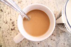 Make your own coffee creamer. Vanilla Bean