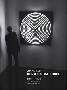 Jeff Mills Centrifugal Force Centrifugal Force, Detroit Techno, Album Book, Grafik Design, Masters, Culture, Cover, Books, Music