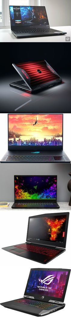 The best gaming laptops may be smaller than their desktop counterparts but they're packed with the latest mobile versions of cutting-edge CPU and GPU technology, such as Nvidia Turing graphics cards and Intel Coffee Lake Refresh processors. These computers also typically utilize speedy SSDs for maximum performance. #bestgaminglaptops #bestlaptops #gaminglaptops #laptopsforgaming Latest Gadgets, Cool Gadgets, Mobile Accessories, Computer Accessories, Best Gaming Laptop, Gadget Store, Asus Rog, Latest Mobile, Best Laptops