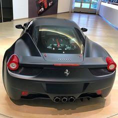 Ferrari may have built a 458 Italia with a LaFerrari V-12