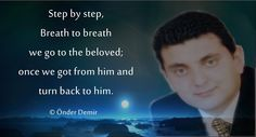 Poems and Song Texts of Önder Demir: Step by step
