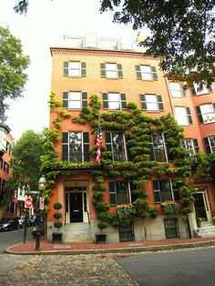 Beacon Hill Home Boston