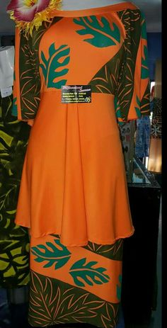 Samoan Designs, Polynesian Designs, Island Wear, Island Outfit, New Dress Pattern, Dress Patterns, Samoan Dress, Island Style Clothing, Muumuu
