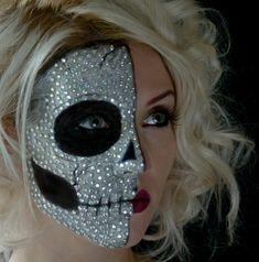 Pixie - Body & Face Painter | www.contrabandevents.com
