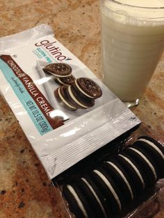 Gluten Free Product Review of Glutino Vanilla Cream Cookies!!  http://wp.me/p2TQ6B-bf @glutino