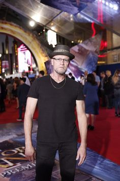 Guardians' Yondu (Michael Rooker) has traveled across galaxies to stop by the #DoctorStrangePremiere