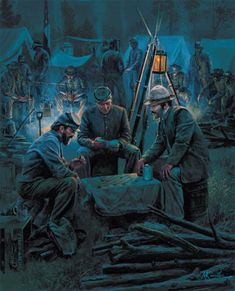 mort kunstler civil war paintings | THE CIVIL ART WAR of MORT KUNSTLER