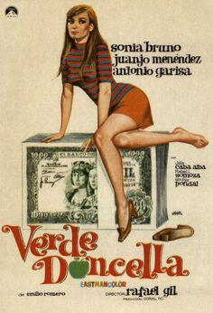 184.  JANO. Verde doncella. Dirigida por Rafael Gil. [1968]. #ProgramasdeMano #BbtkULL #Diseñadores #Jano #DiadelLibro2014
