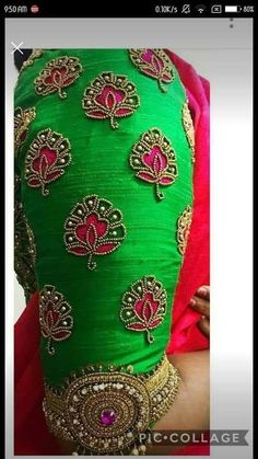 Simple Blouse Designs, Stylish Blouse Design, Fancy Blouse Designs, Blouse Neck Designs, Sleeve Designs, Mirror Work Blouse Design, Wedding Saree Blouse Designs, Blouses, Bridesmaid Saree