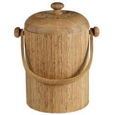 Trash Cans: Trash Bins, Recycling Bins & Waste Baskets Compost Bucket, Compost Barrel, Making A Compost Bin, Kitchen Compost Bin, Sink Organizer, Charcoal Filter, Custom Closets, Garbage Can, Gifts