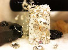 iPhone 4 Case, iPhone 4s Case,iPhone 5 Case, iPhone 5 Bling Case, Bling iPhone 4 case, Cute iPhone 4 case, Best iphone case Pumpkin carriage by iPhone5CaseBling, $18.98