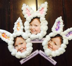 DIY for the grandparents and Aunty<3 so fun for Easter!