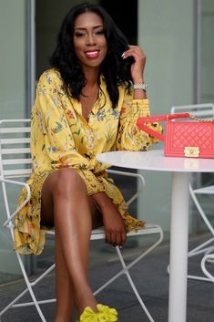 Alexis floral dress is a must-hace piece for your summer wardrobe - easy-wearable from day to night! Photo by Summer Wardrobe, Dress To Impress, Night Out, Cover Up, Floral, Womens Fashion, Easy, Model, How To Wear