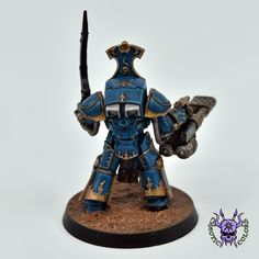 Thousand sons (Tzeentch) - Terminator #ChaoticColors #commissionpainting #paintingcommission #painting #miniatures #paintingminiatures #wargaming #Miniaturepainting #Tabletopgames #Wargaming #Scalemodel #Miniatures #art #creative #photooftheday #hobby #paintingwarhammer #Warhammerpainting #warhammer #wh #gamesworkshop #gw #Warhammer40k #Warhammer40000 #Wh40k #40K #chaos #warhammerchaos #warhammer40k #tzeentch #thousandsons #Terminator Thousand Sons, Warhammer 40000, Tabletop Games, Gw, Miniatures, Fantasy, Creative, Painting, Board Games