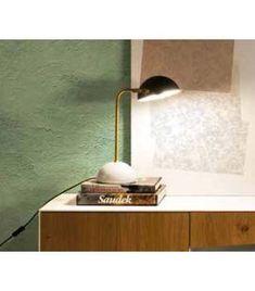 Comprar online Lámpara de Sobremesa Retro modelo KALUN Floating Nightstand, Retro, Table, Furniture, Home Decor, Dessert, Model, Metal Screen, Standing Lamps