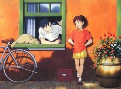 La bella lezione del film di Miyazaki «I sospiri del mio cuore»: niente struggimenti, ma la scelta di correre insieme coltivando ciascuno il proprio talento e le proprie passioni